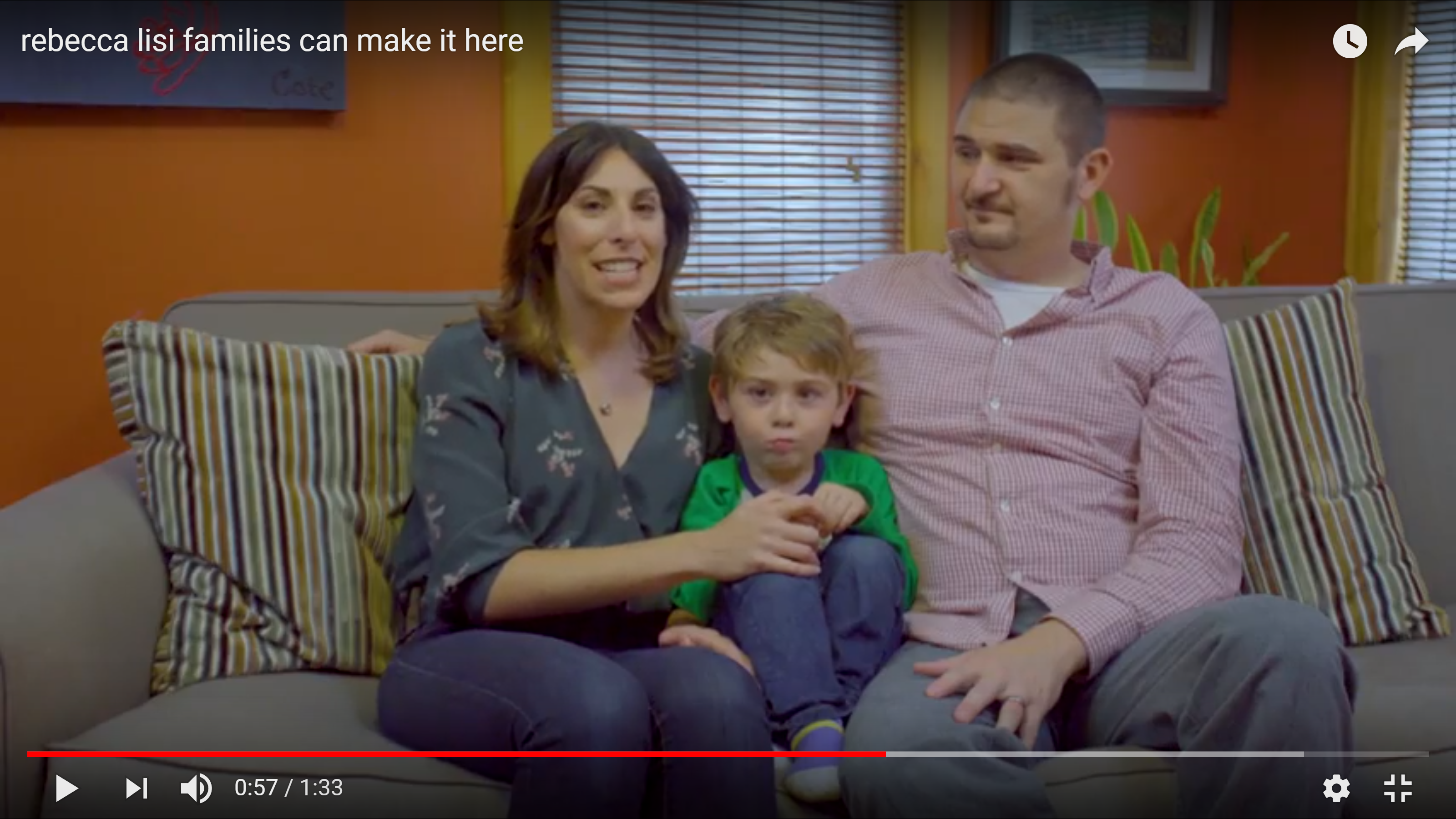 Rebecca's Working To Keep Holyoke A Place Where Families Can 'make It.'